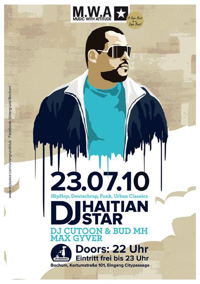 DJ HAITAIN STAR